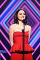 Photo 4 of Red Was the Color of the Night at the People's Choice Awards 2020!