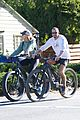 robin wright bike ride with husband 25