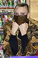 princess charlene monaco shaved half head gift distribution 13