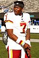 dwayne haskins released by washington football team 05