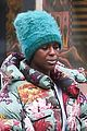 Photo 4 of Joshua Jackson & Jodie Turner-Smith Bundle Up While Out in New York City