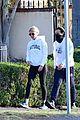 gwyneth paltrow brad falchuk neighborhood walk 31