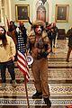 Photo 4 of Pro-Donald Trump Protestors Storm U.S. Capitol Building, Breach Police Lines & Break Inside (Photos & Video)