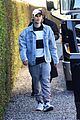 Photo 68 of Justin Bieber Plays Parking Assistant to Help Driver Park His Tour Bus