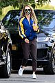 cara delevingne kaia gerber another pilates session 26