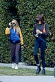 cara delevingne kaia gerber another pilates session 50