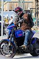 keanu reeves stopped by fans motorcycle ride 06