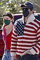Photo 6 of Chris Pratt Flies Back to L.A. to Spend Valentine's Day with Wife Katherine Schwarzenegger