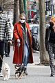 madelaine petsch new beau miles chamley watson go on dog walk 18