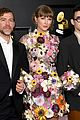 taylor swift covered in flowers for grammys red carpet 03
