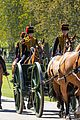 royal artillery at prince philip funeral 09