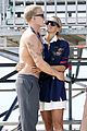 Photo 2 of Cody Simpson Celebrates With Girlfriend Marloes Stevens After Competing In Australian Swimming Championships 2021