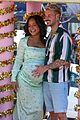 pregnant christina milian opening beignet box cafe matt pokora 06