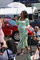 pregnant christina milian opening beignet box cafe matt pokora 18