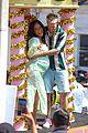 pregnant christina milian opening beignet box cafe matt pokora 46