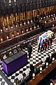 queen elizabeth sits solo at prince philip funeral 14