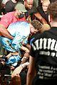 bryce hall austin mcbroom fight at boxing match 14