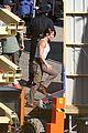 elsa pataky starts filming on interceptor 20