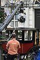 phoebe dynevor filming bridgerton 94