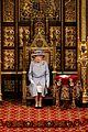 queen elizabeth first public appearance 70