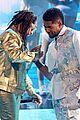 usher medley of hits at iheartradio awards 18