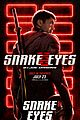 snake eyes character posters 06.