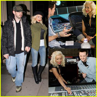 Christina Aguilera Candy Man