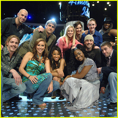 American Idol 5 Top 12