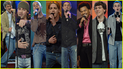 American Idol 5 Top 16
