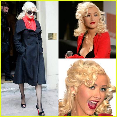Christina Aguilera Sony