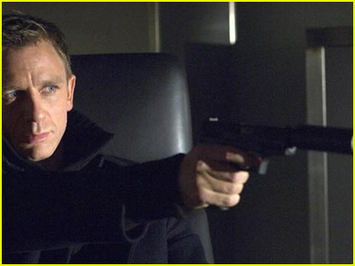 Firearms used in casino royale