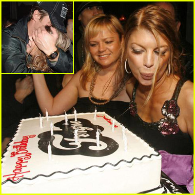 Fergie's Birthday Party
