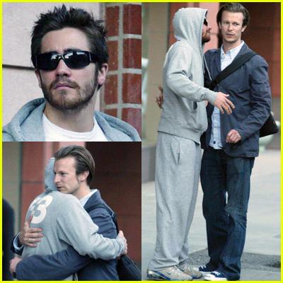 Jake gyllenhaal gay