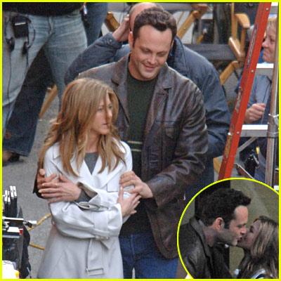 Jennifer Aniston and Vince Vaughn Break Up