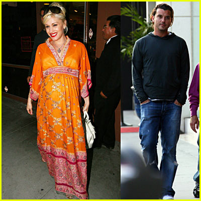Gwen Stefani's Baby Shower