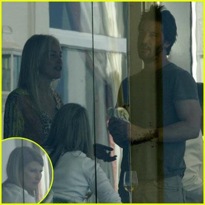 Keanu Reeves Girlfriend