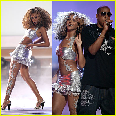 "Beyonce BET Awards ""Deja Vu"" Performance"