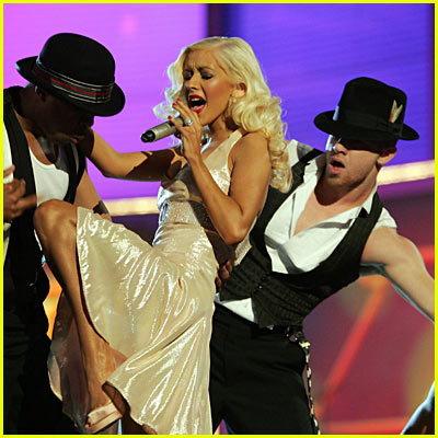 "Christina Aguilera ""Ain't No Other Man"" Video"