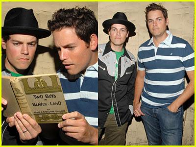 Evan and Jaron, WHO??