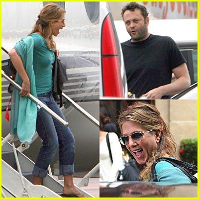 Jennifer Aniston Engaged?