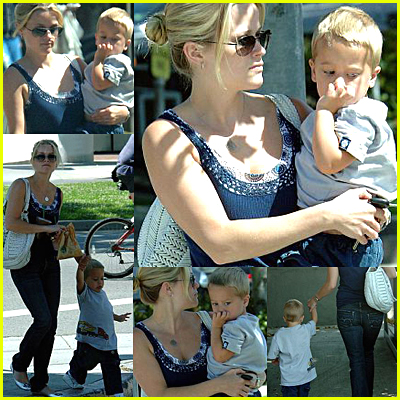 Reese Witherspoon Pregnant No More?