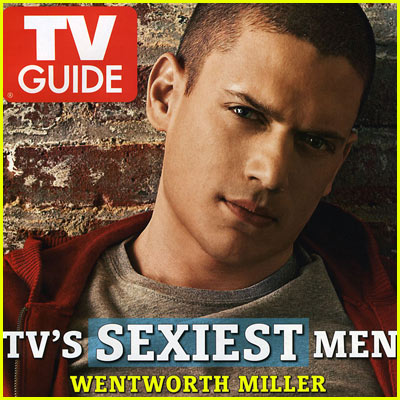 Wentworth Miller: TV Guide Sexiest Men