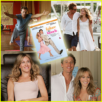 Failure To Launch DVD giveaway