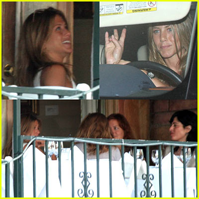 Jennifer Aniston's Best Friends