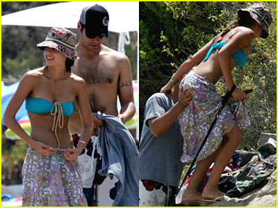 Jessica Alba Bikini Pictures