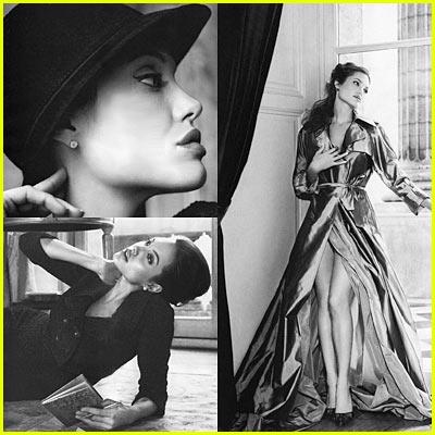 Angelina Jolie St John Ads - MORE!!!!!