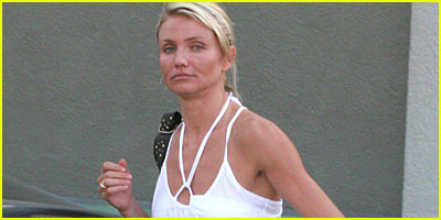 Cameron Diaz Looks Like A Frying Pan