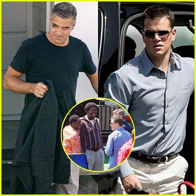 George Clooney: Ocean's 13