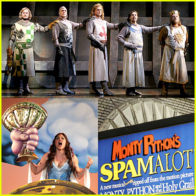 Spamalot Review
