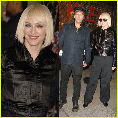 Madonna's Crazy Cut